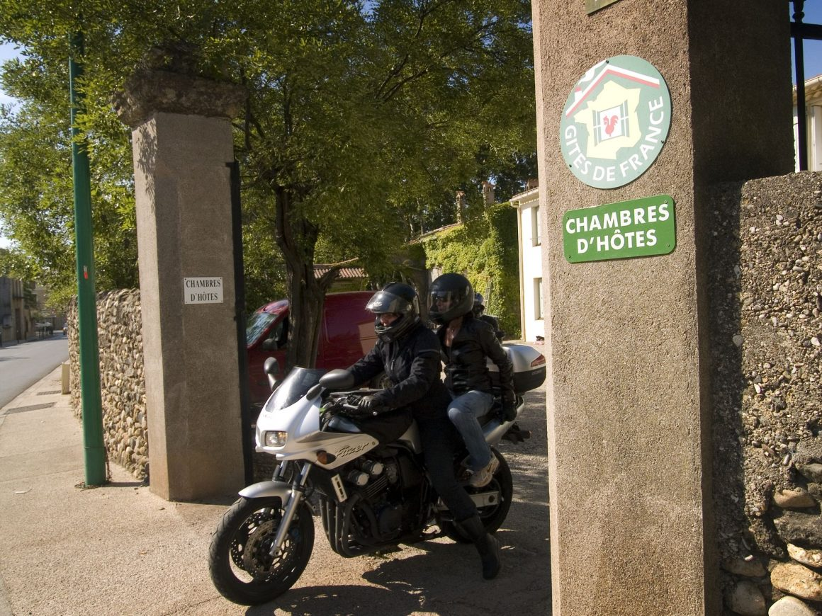 Séjour Moto en Gîte de France