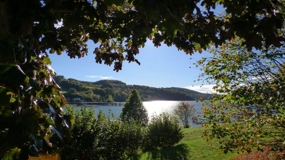 Lac de la Raviège Haut-Languedoc