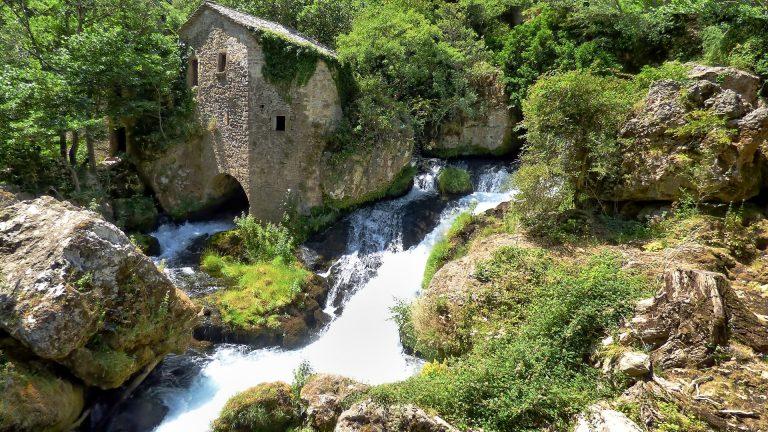 Moulins de la Foux