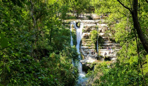 Cascade de la Vis à Navacelles