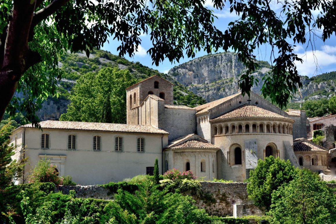 Abbaye de Gellone à Saint Guilhem le Désert