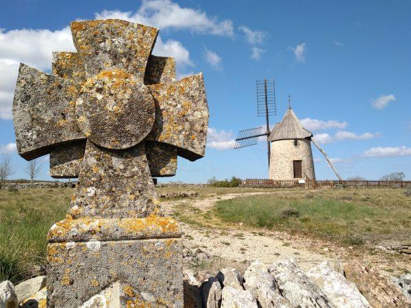 Moulin à Saint-Pierre-de-la-Fage