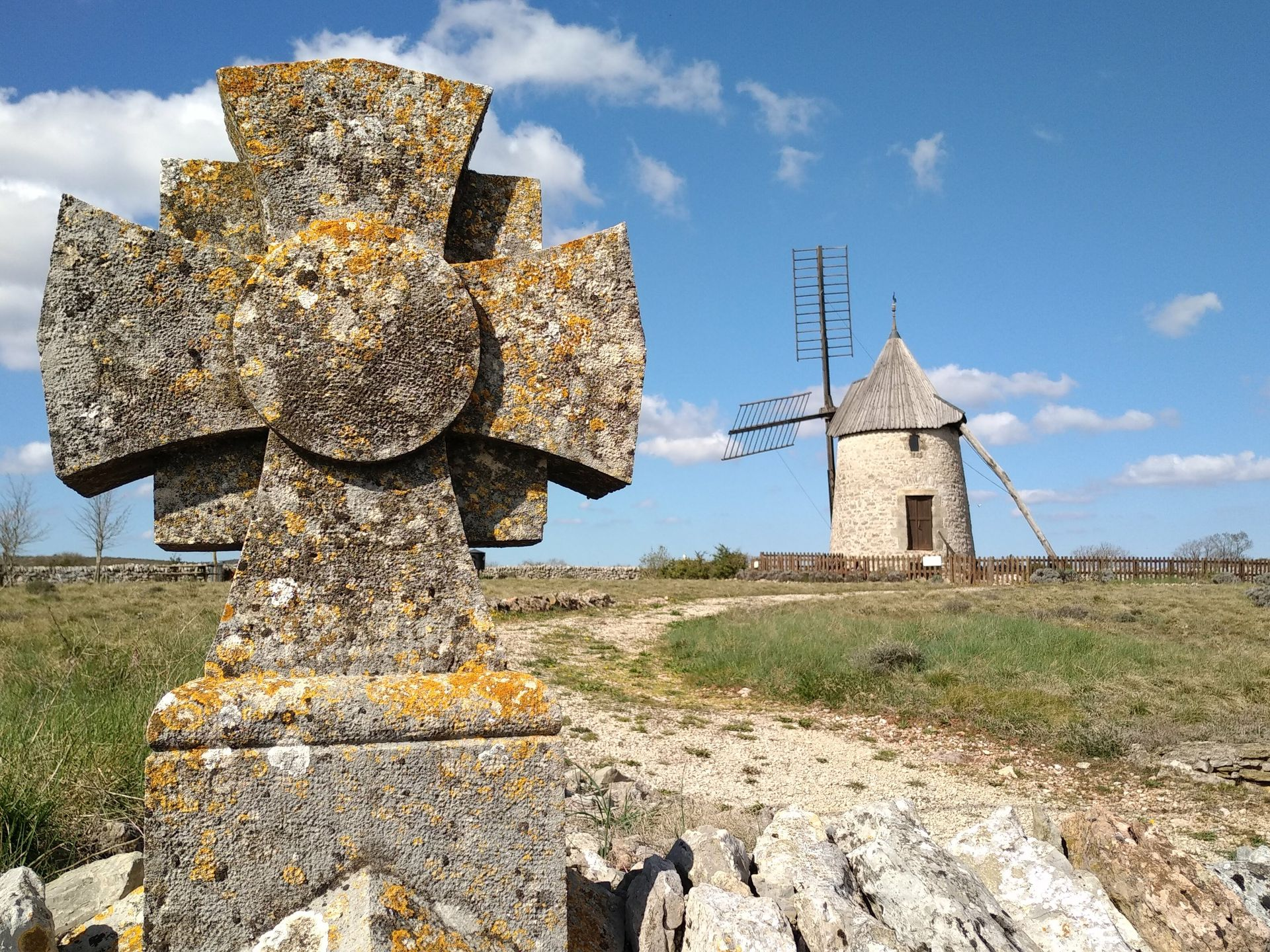Moulin à Saint-Pierre-de-la-Fage