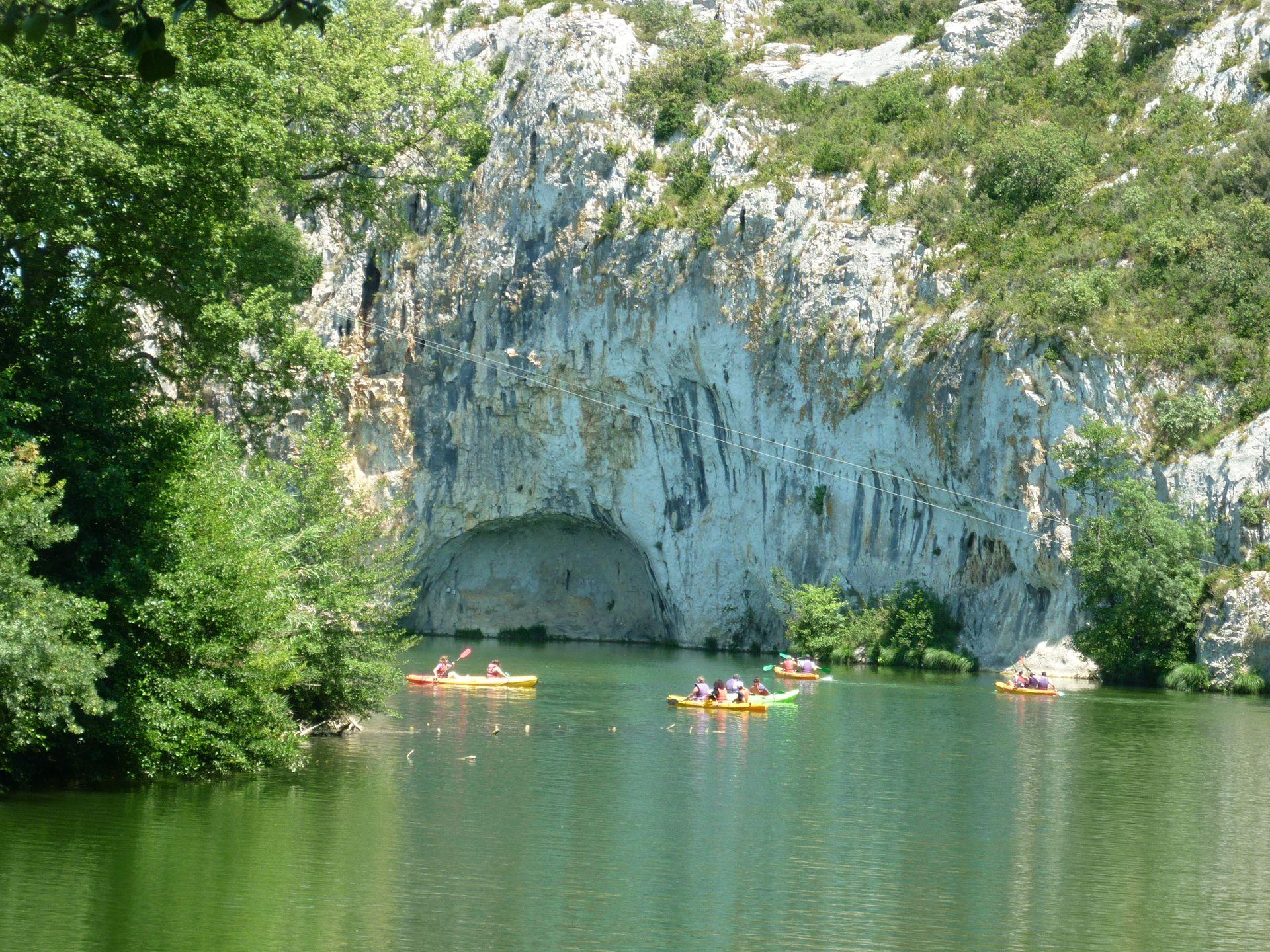 St Series Canoe sur le Virdourle