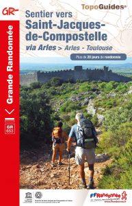 couverture topoguide GR® 653 Voie d'Arles