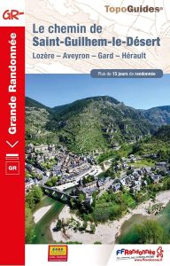 couverture topoguide Chemin de Saint-Guilhem-le-Désert