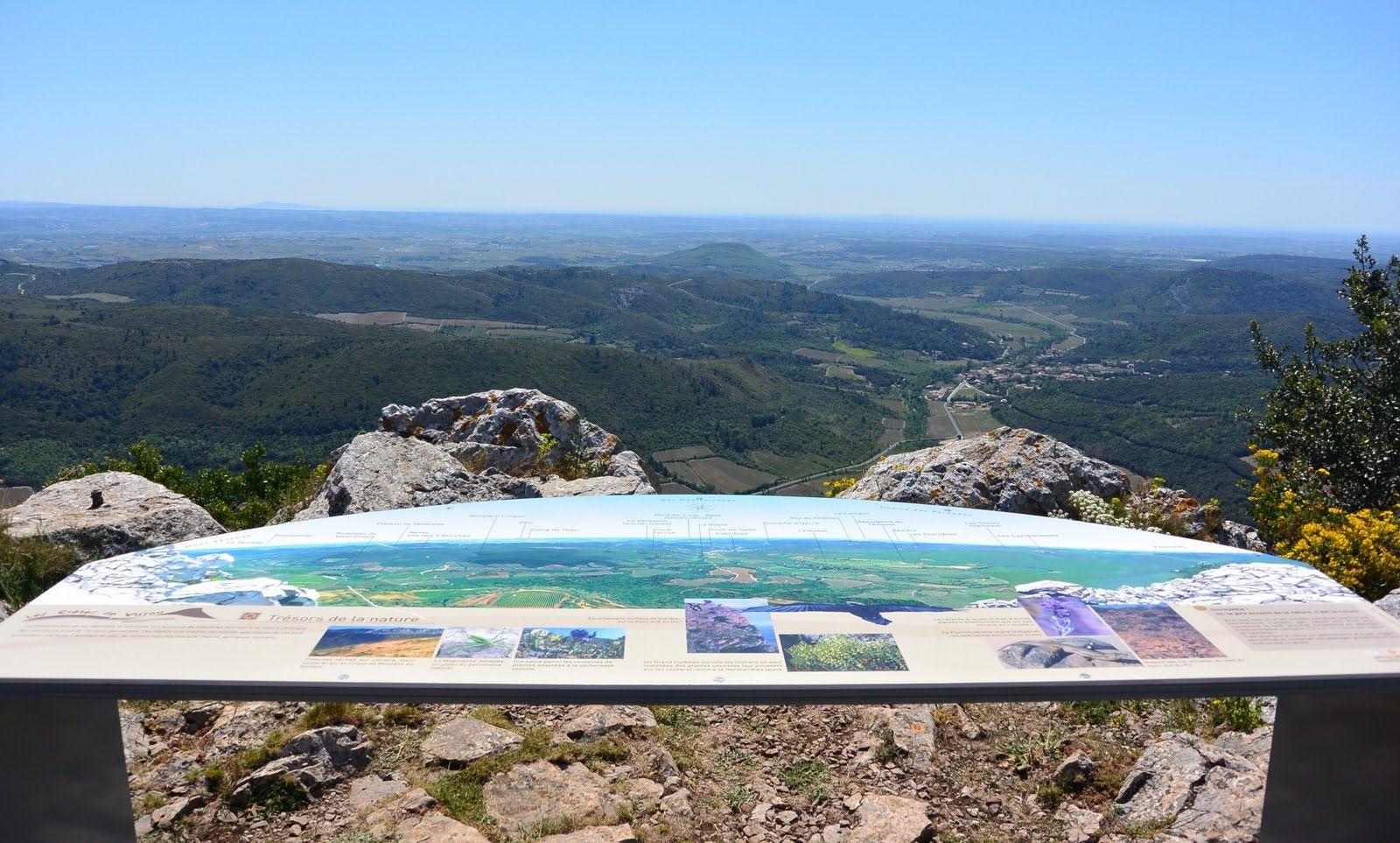 Au sommet du Pic de Vissou