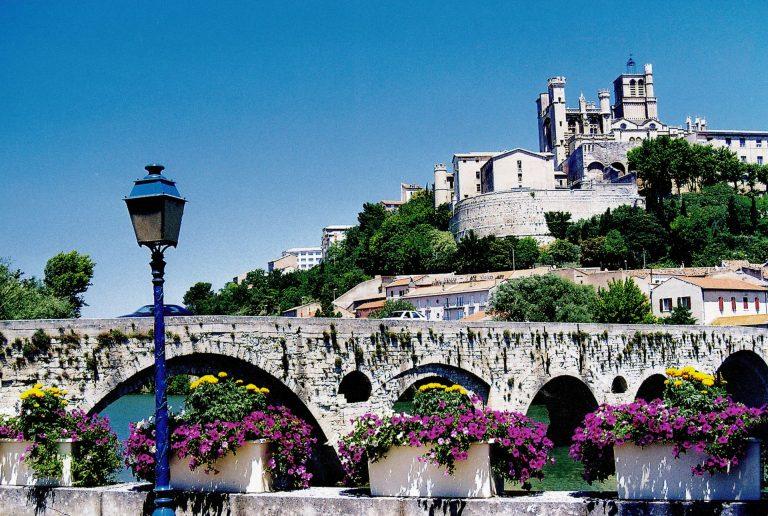 la cathédrale St-Nazaire de Béziers