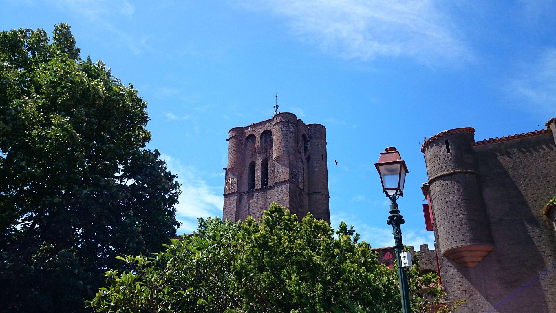 la cathédrale St Etienne à Agde