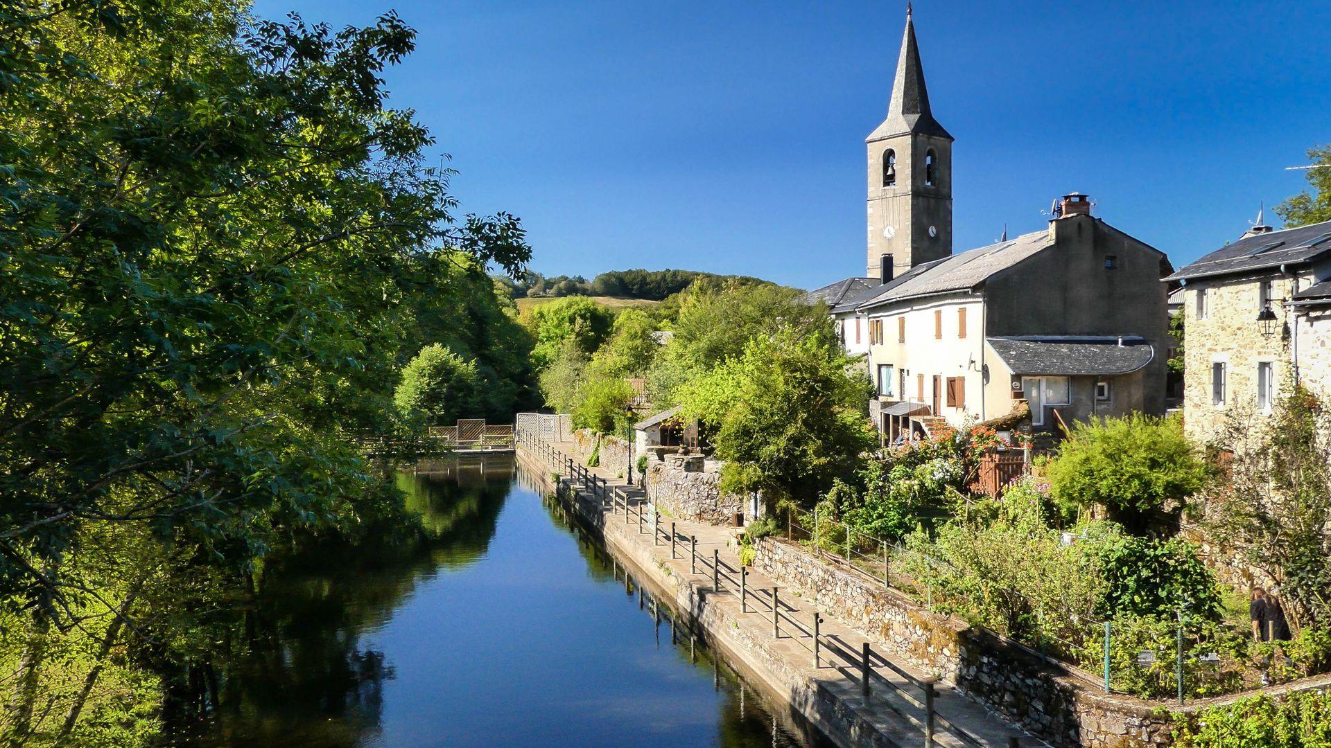 Fraïsse sur Agout en Haut-Languedoc