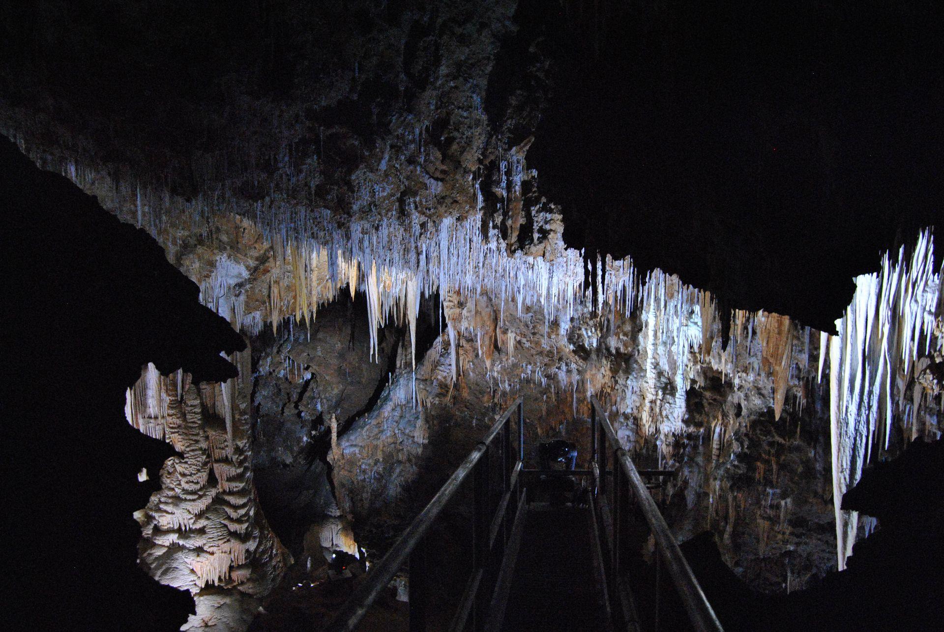 La Grotte de Clamouse