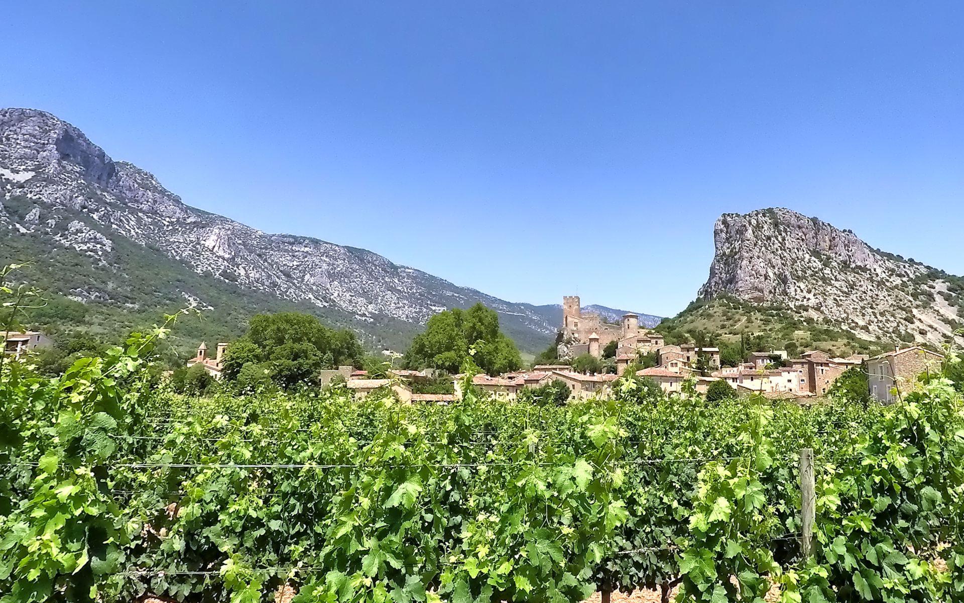 Village de Saint-Jean de Buèges