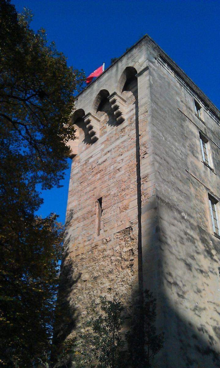 Tour d'Aragon ou Tour des Pins à Montpellier