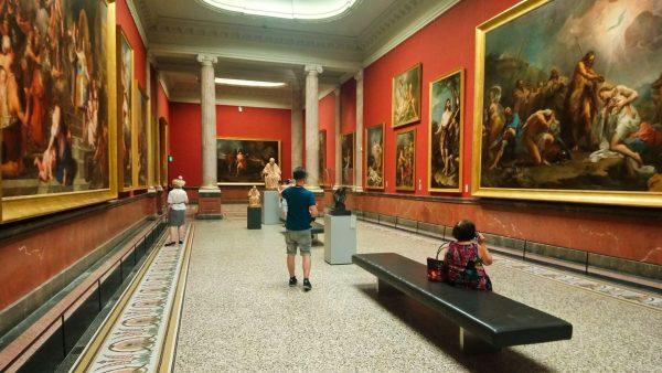 Visite du Musée Fabre de Montpellier