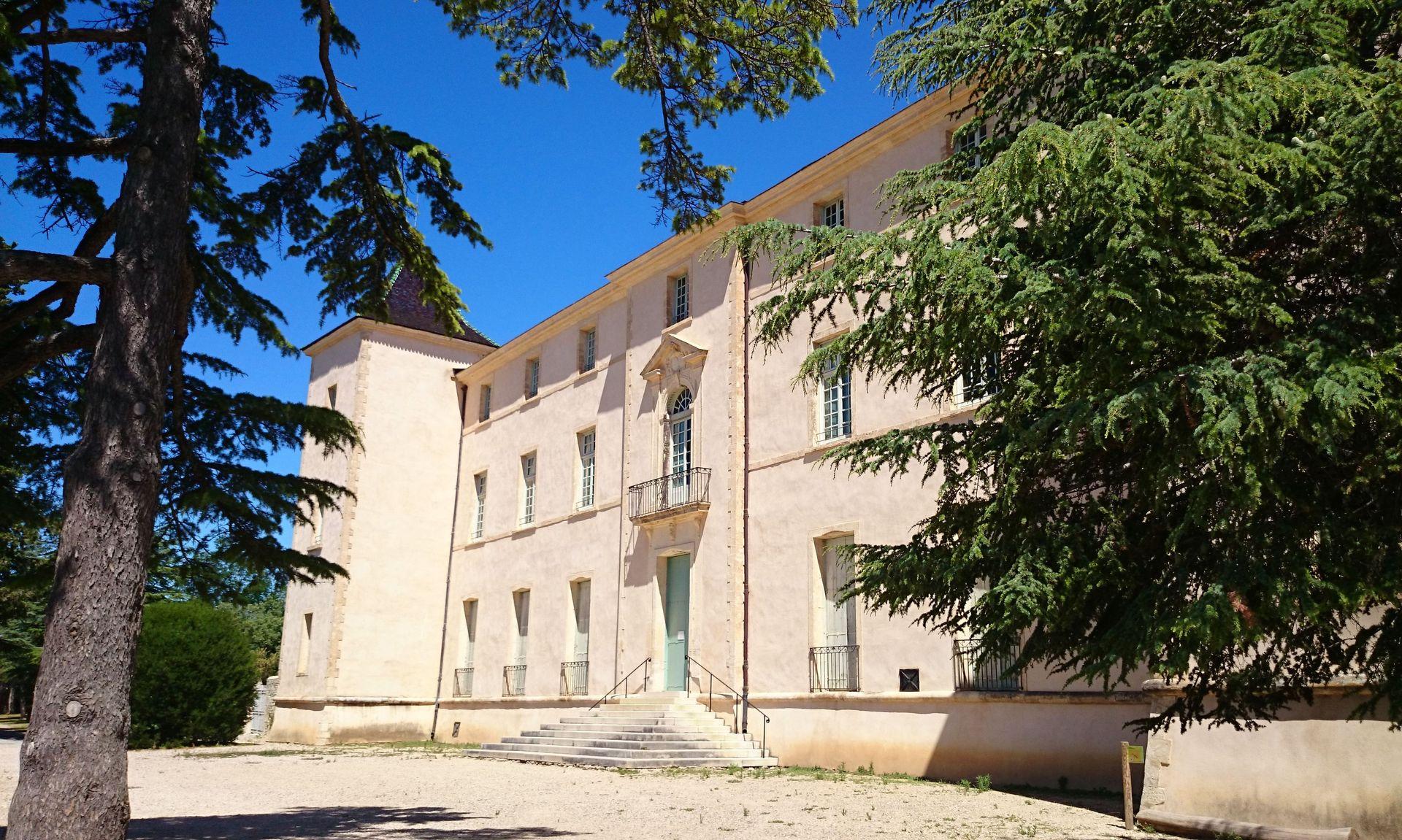 Le chateau de Restinclières