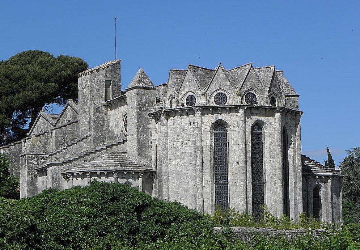 L'abbaye de Vignogoul
