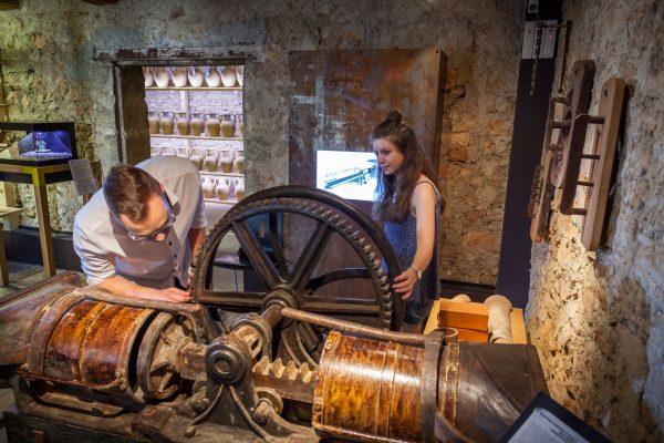 Musée et maison de la poterie et de l'argile Argileum Saint Jean de Fos