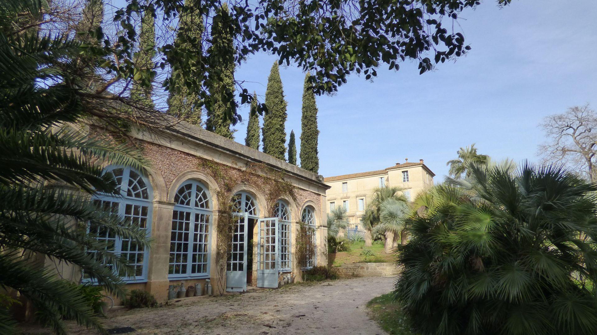 Montpellier, Château de Flaugergues