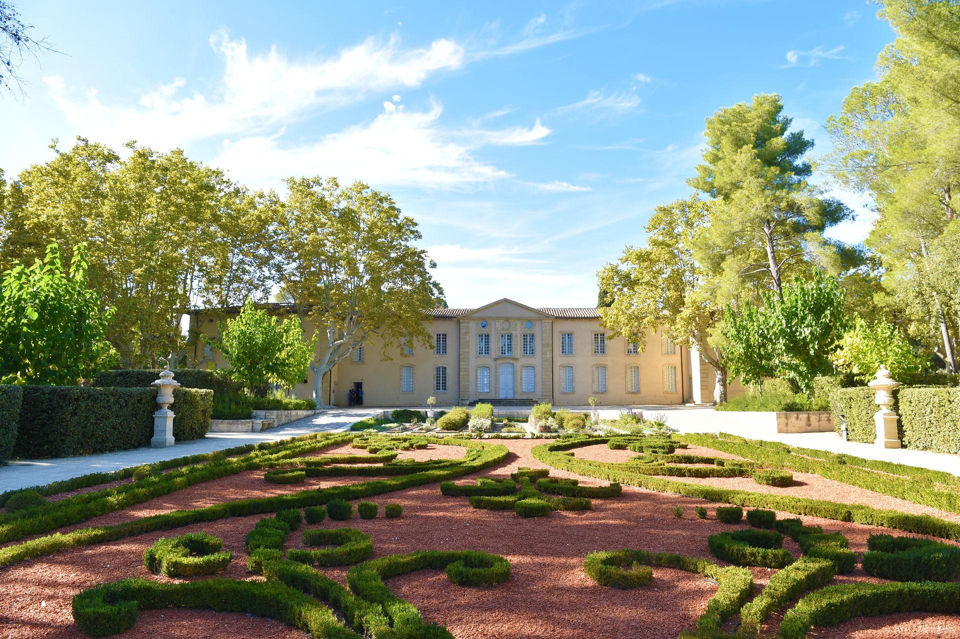 Château d'O et jardins au domaine d'O