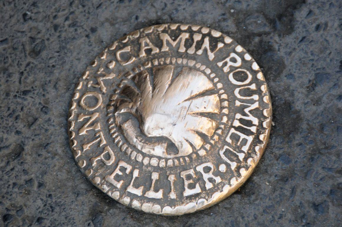 clou de la Voie d'Arles - Chemin de Saint-Jacques de Compostelle à Montpellier