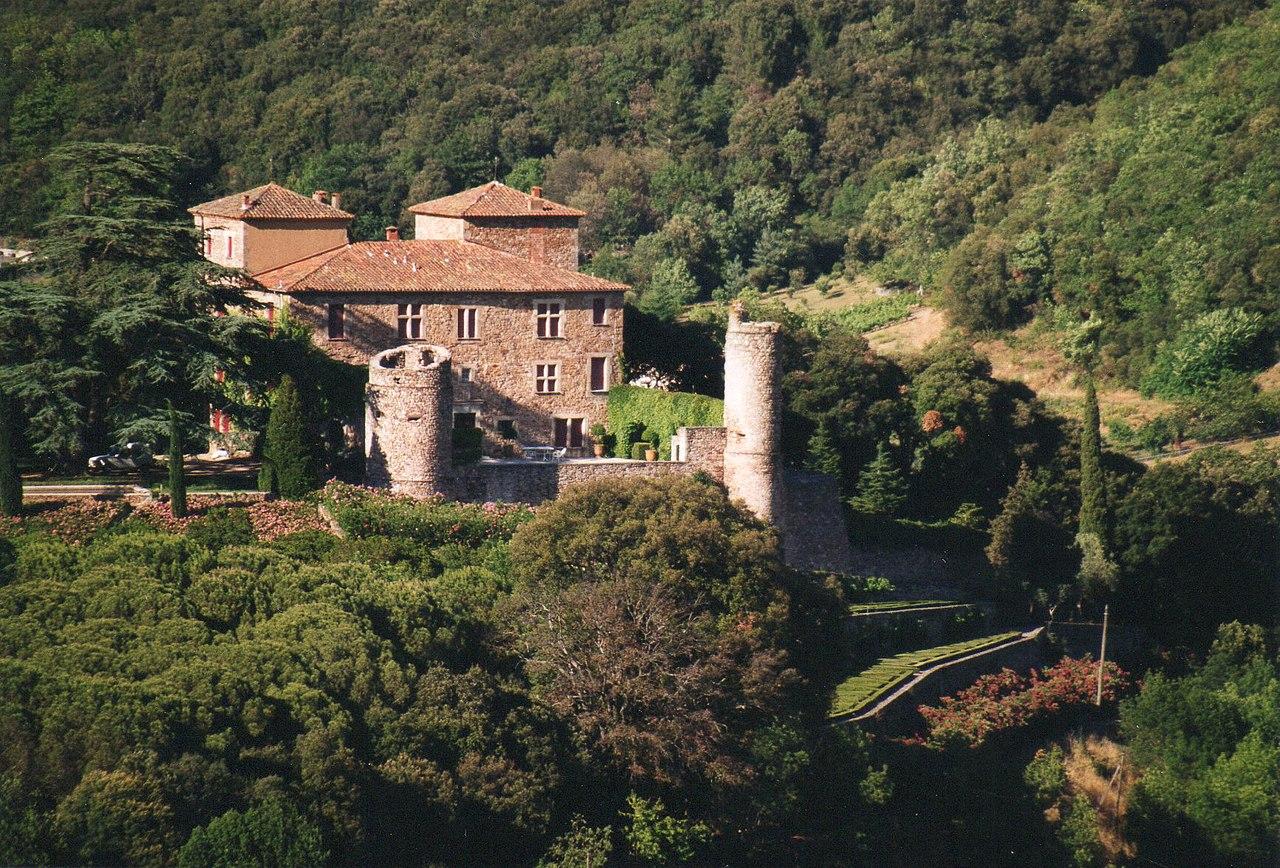 Château de Cazilhac
