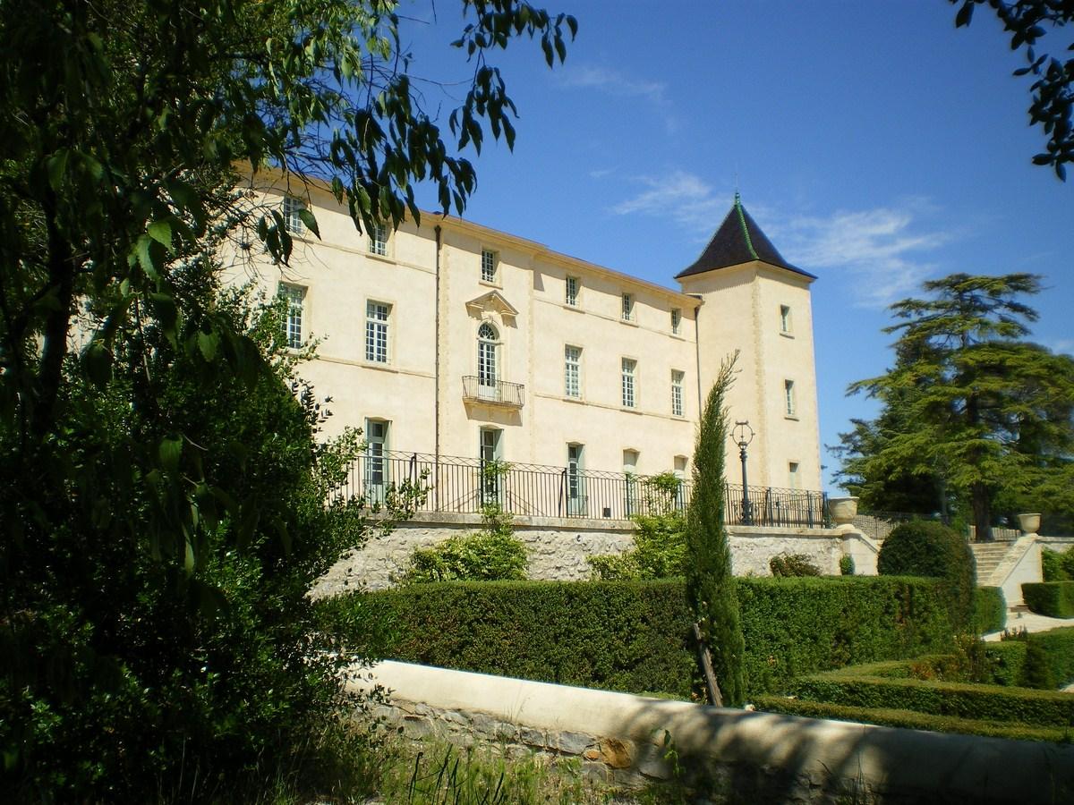 Château de Restinclières à Prades le Lez