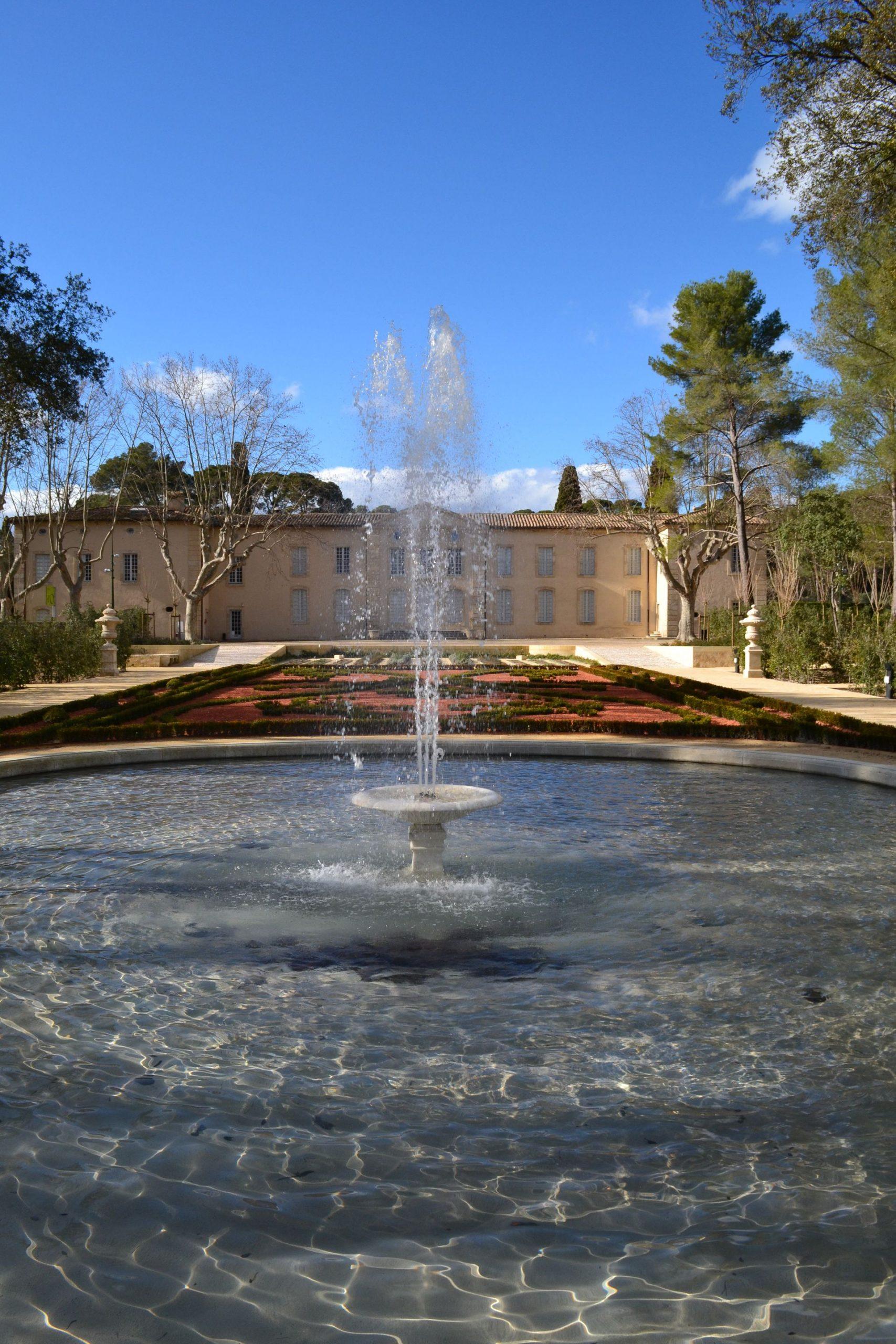 Château d'O au Domaine d'O à Montpellier