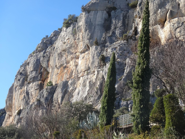 Le Thaurac, la grotte des camisards