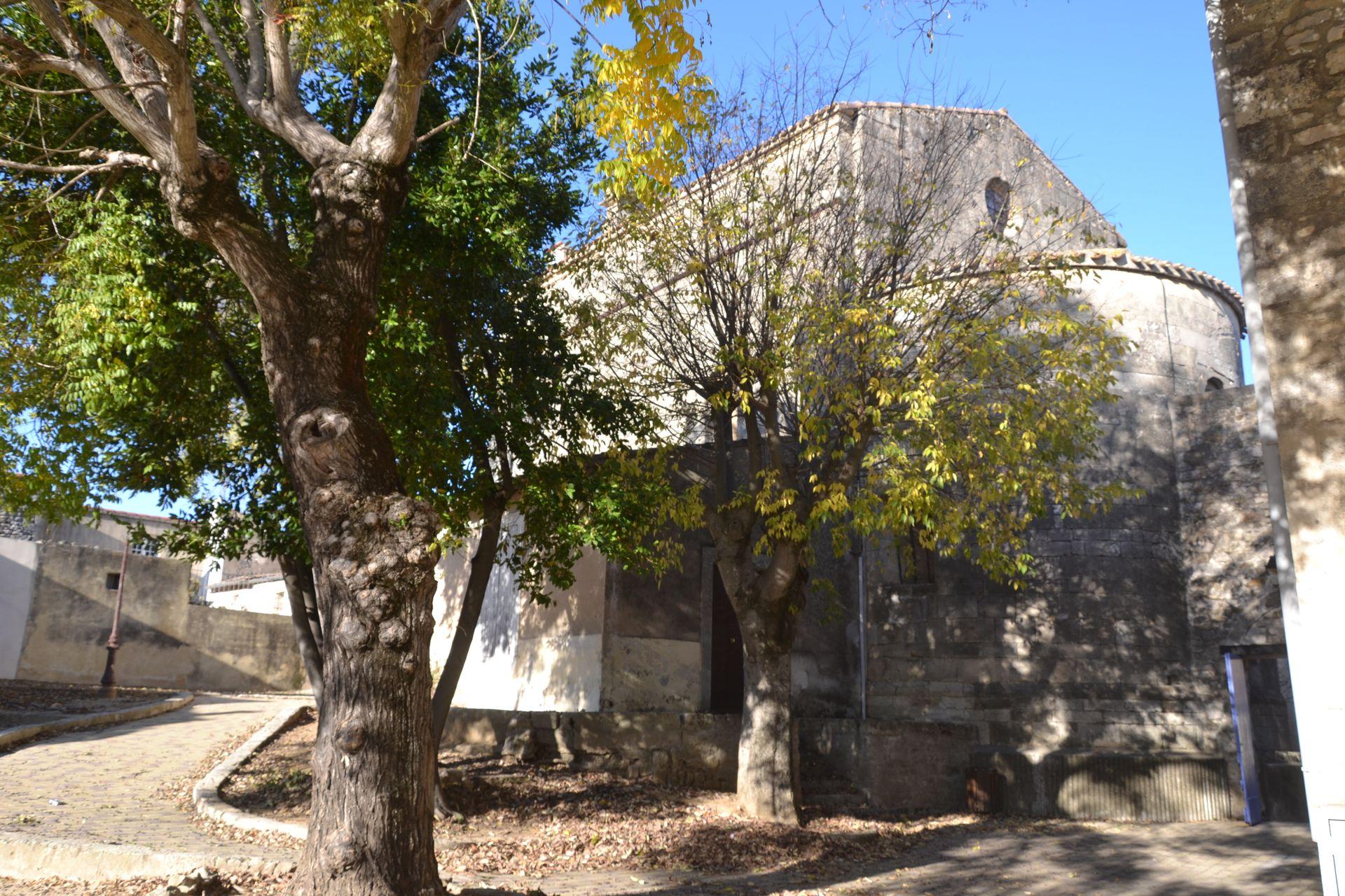 Eglise de Saturargues