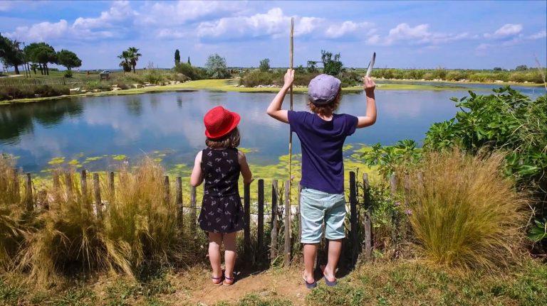 Enfants à Palavas-les-Flots