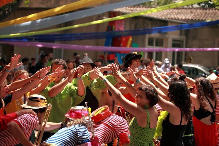Festival des fanfares de Montpellier © Florence Cayrol