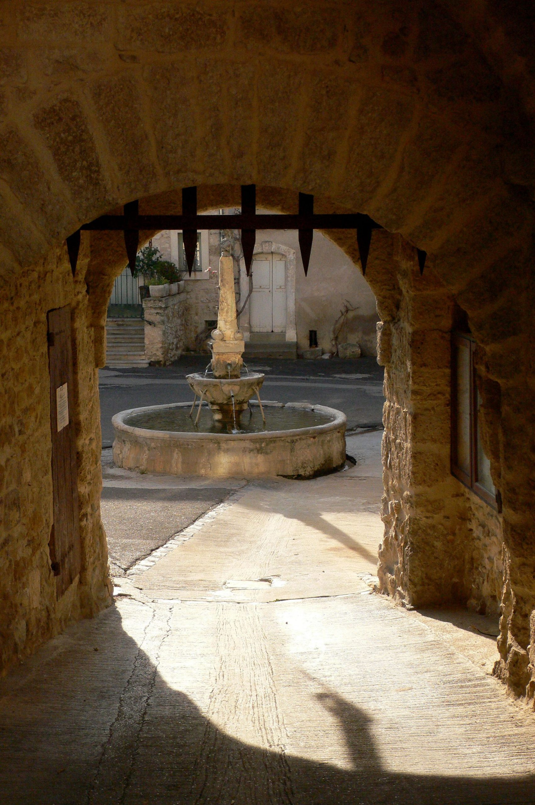 Le circuit de rando Fontaines et Lavoirs