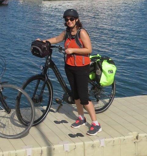 Vélo à Frontignan
