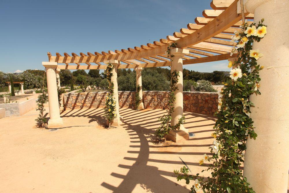 Barauc les Bains, Jardin Antique Méditerranéen