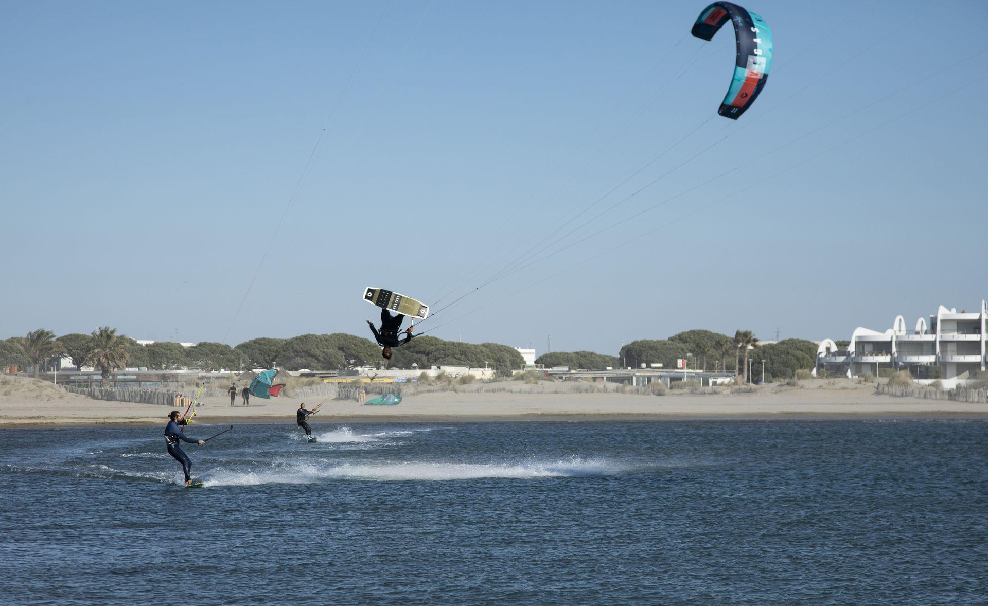 Kitesurf Seb Garat - Ride Academy