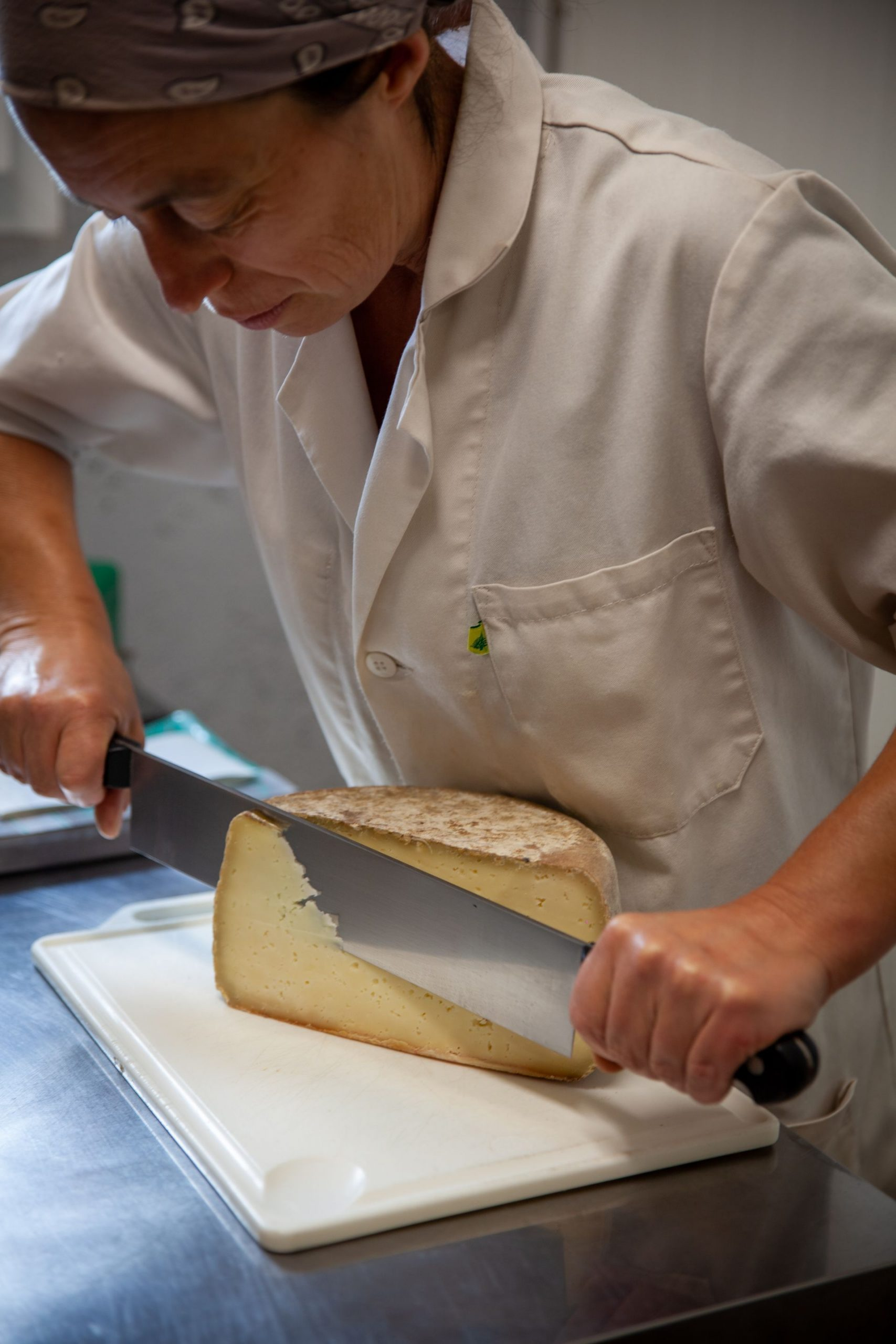 Coupe de fromage