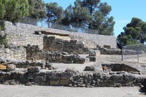 Site archéologique de Nissan-lez-Enserune, l'oppidum d'Enserune