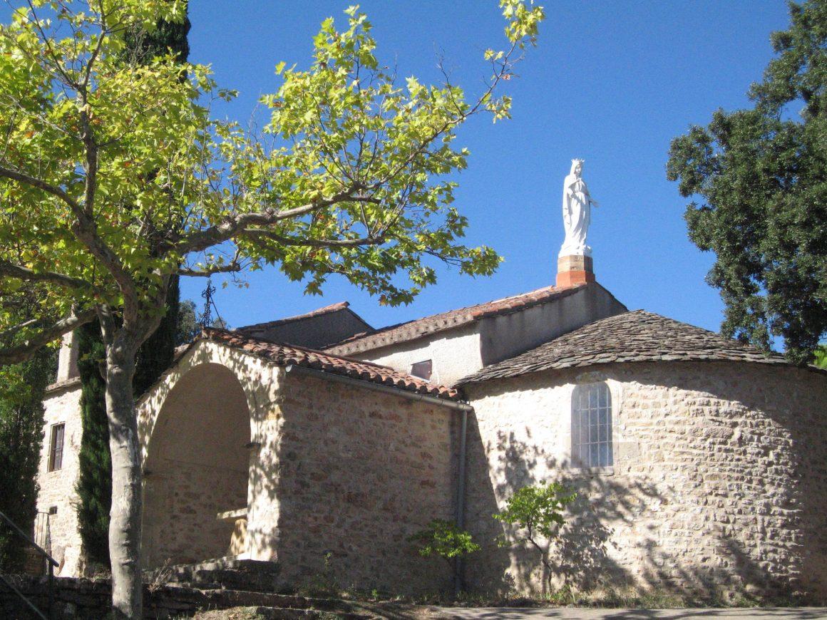 Notre Dame de Capimont à Lamalou-les-Bains
