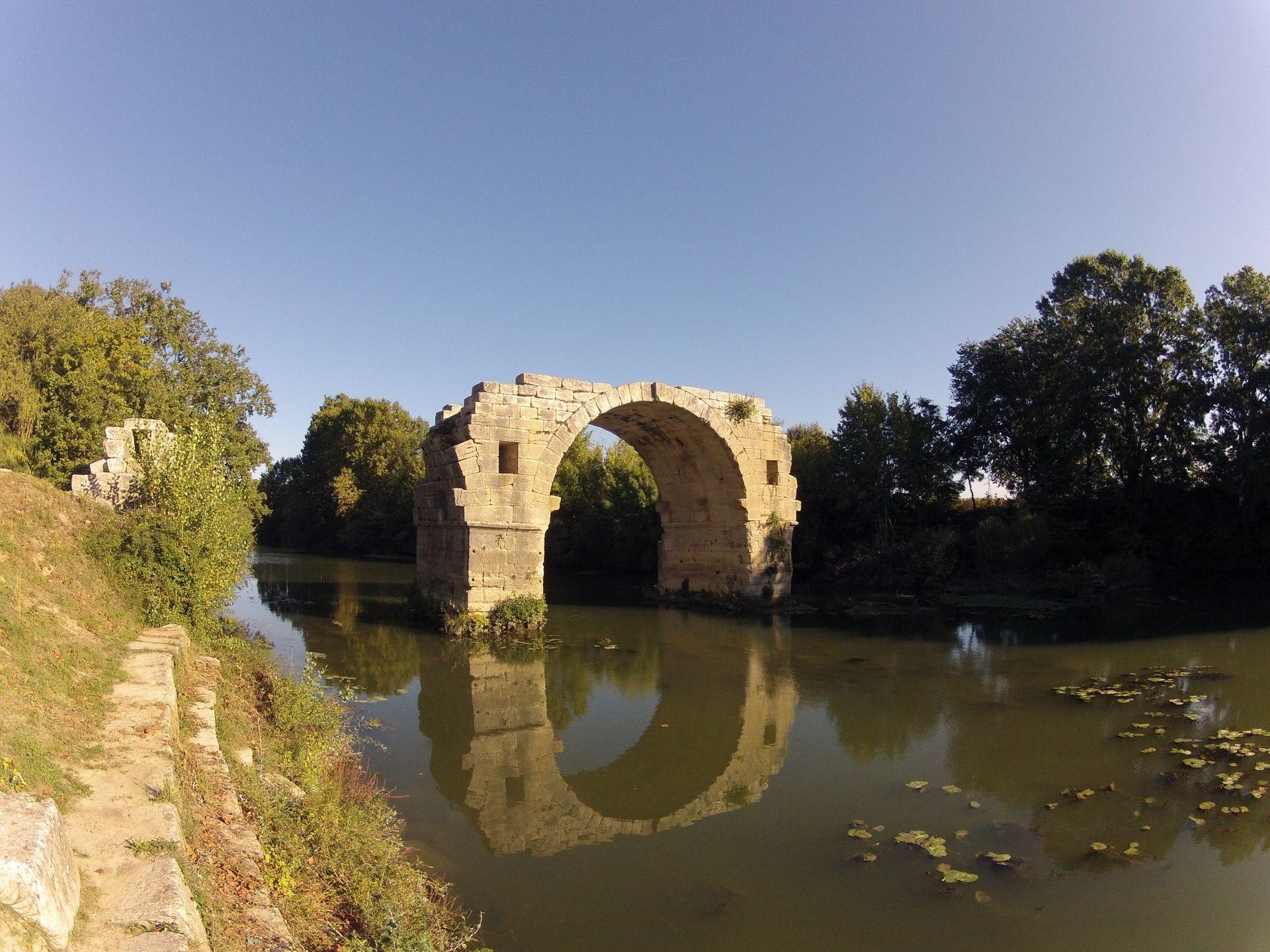 Ambrussum, Pont d'Ambroix