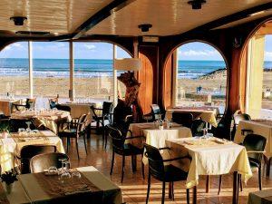 Restaurant Le Galion avec vue sur la mer à Palavas