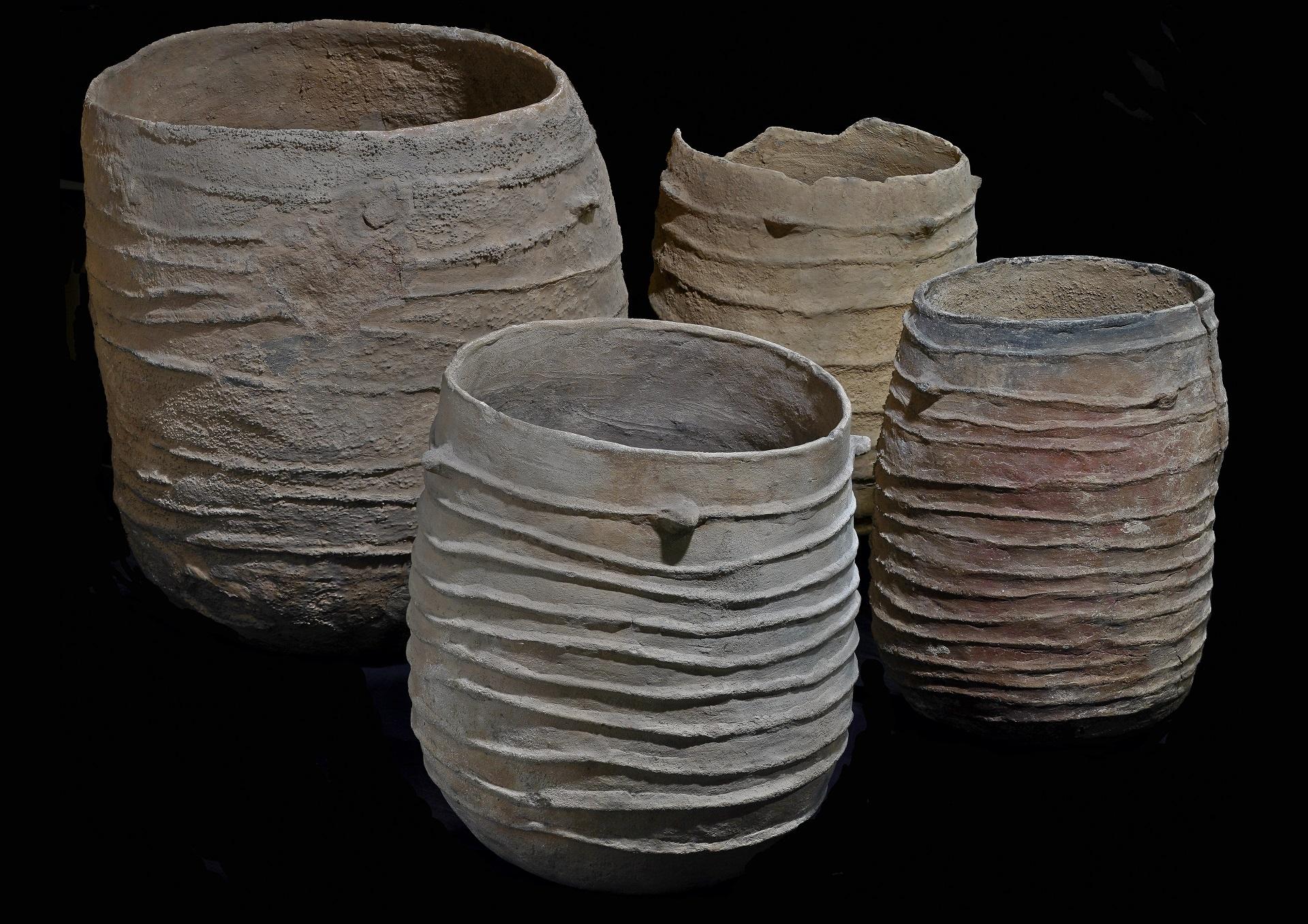 Musée de Lodève Vases citerne