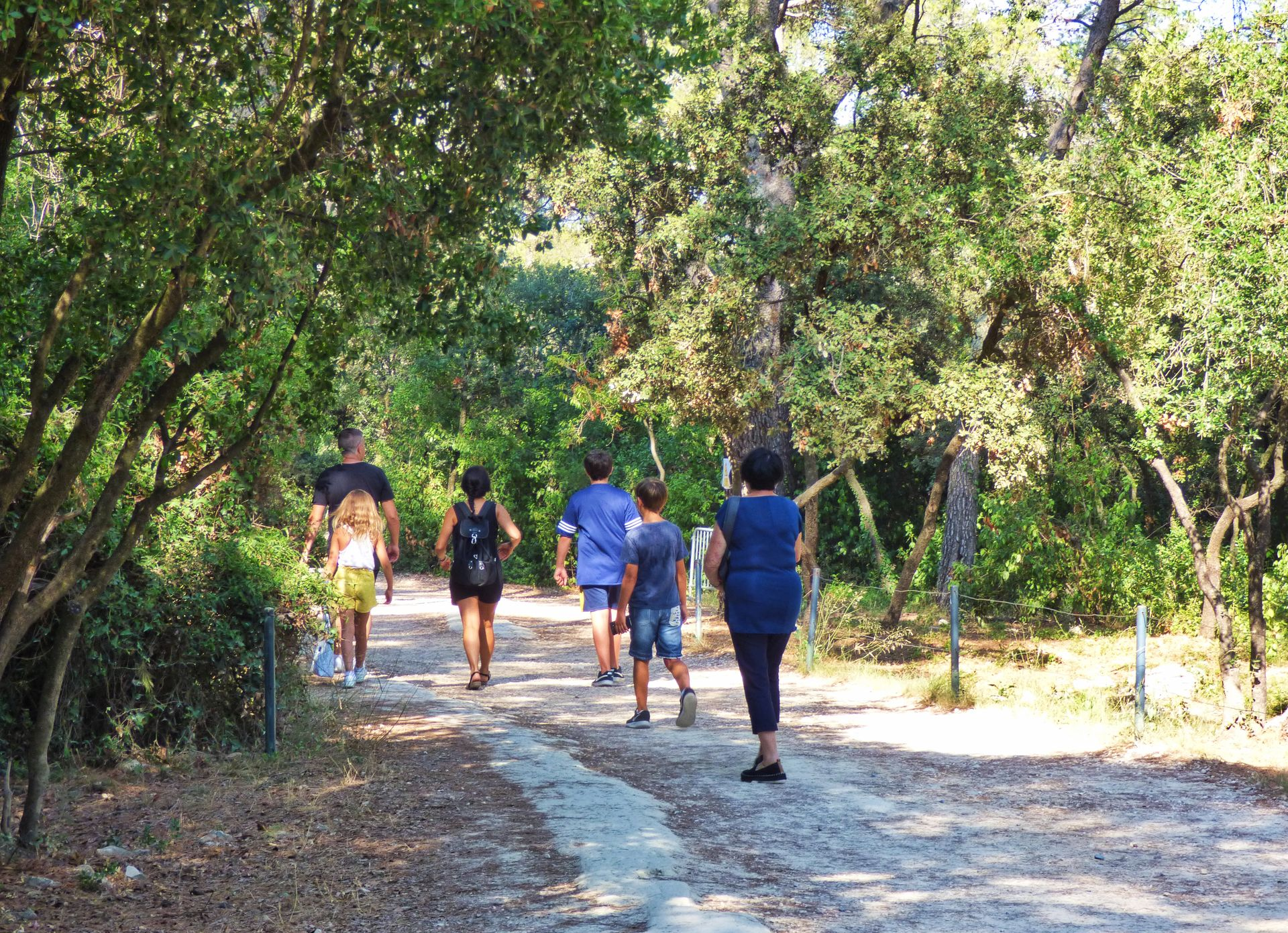 Balade en famille au Zoo de Lunaret à Montpellier