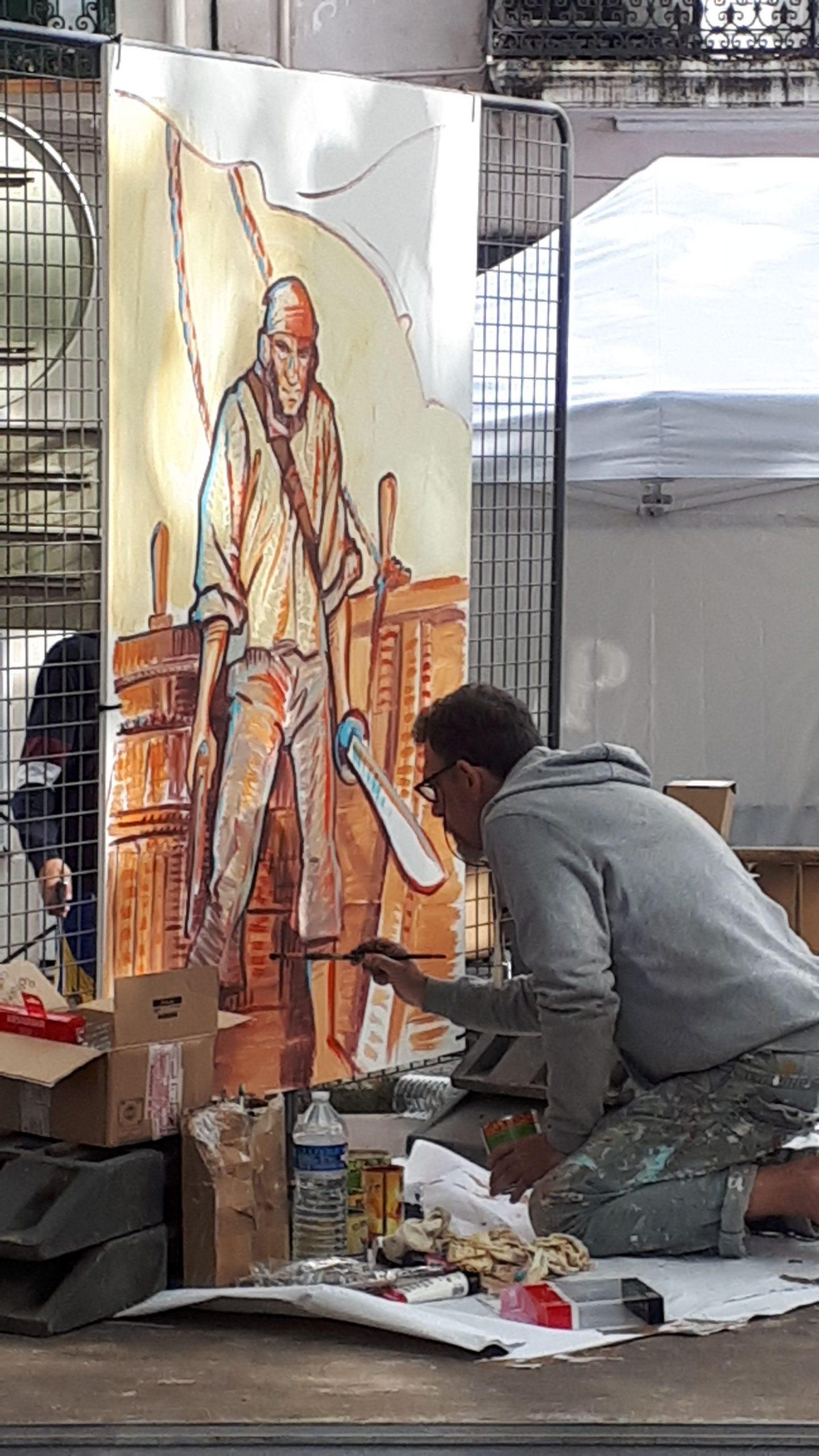 Festival de la BD à Sérignan