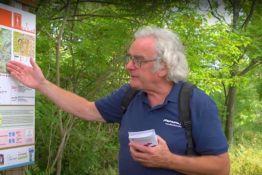 Bernard MOrin - administrateur du CDRP34