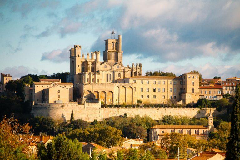 Cathédrale à Béziers
