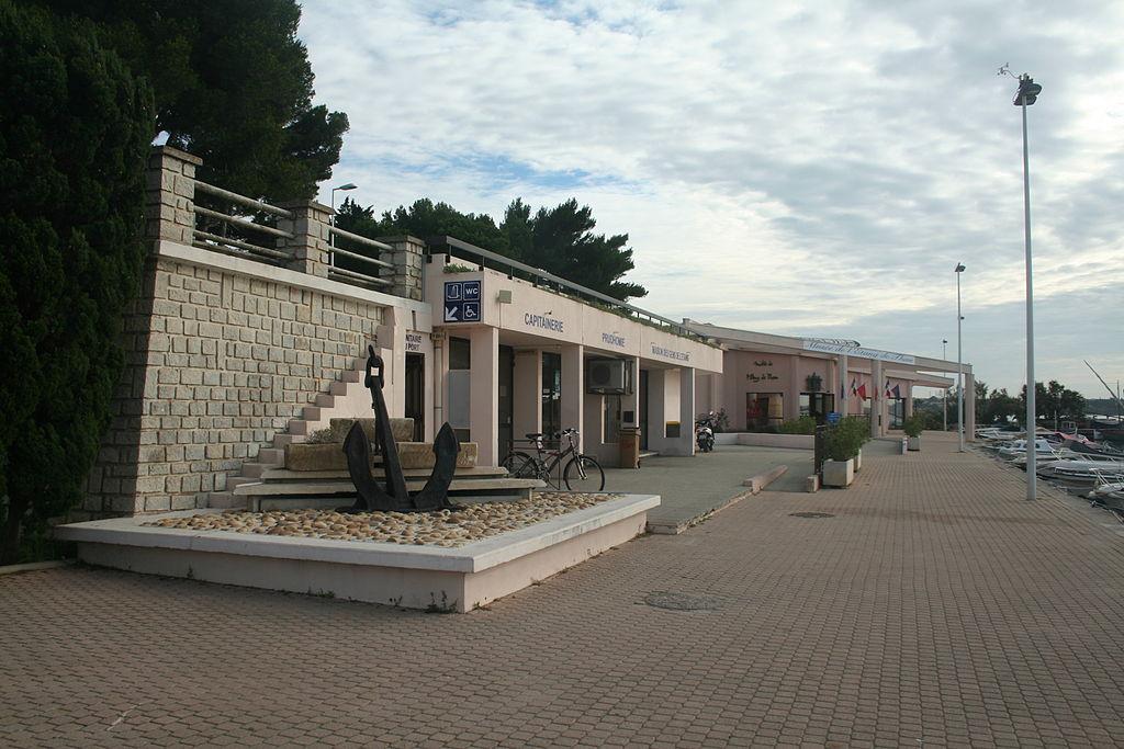 Entrée musée Bouzigues