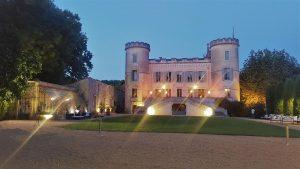 Château de Pouget à Vérargues
