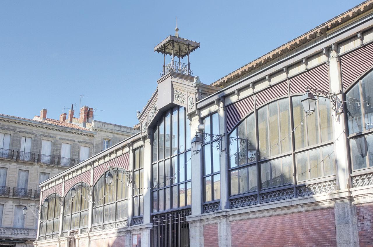 Halles Centrales de Béziers