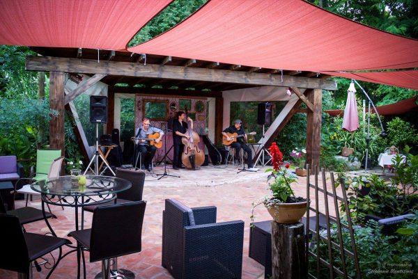 Concert à la Guinguette La Famourette