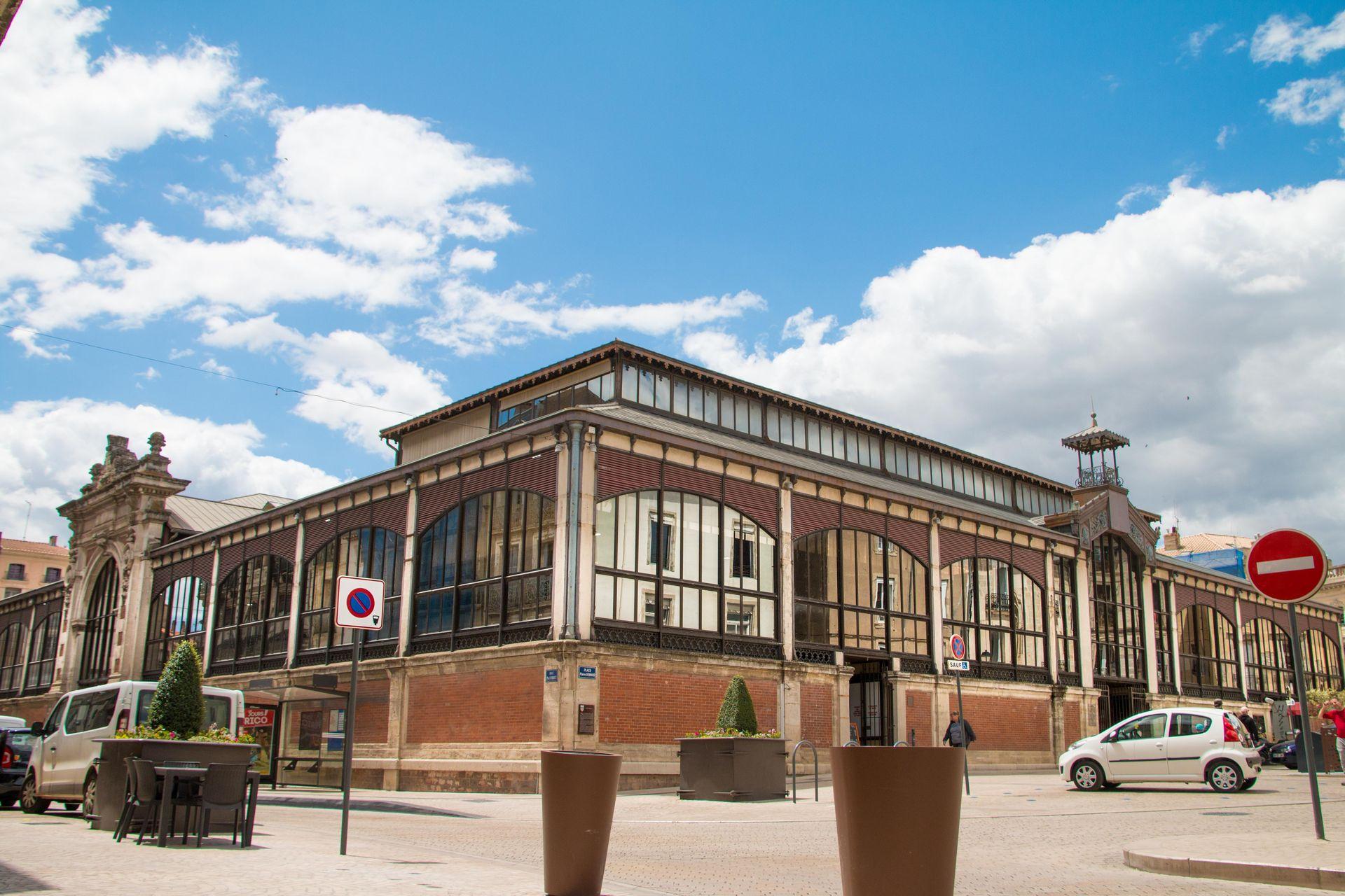 Halles de Béziers